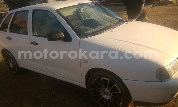 Buy Volkswagen Polo White Car in Broadhurst in Gaborone