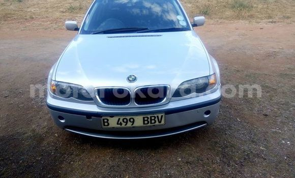 Buy BMW 3-Series Silver Car in Broadhurst in Gaborone