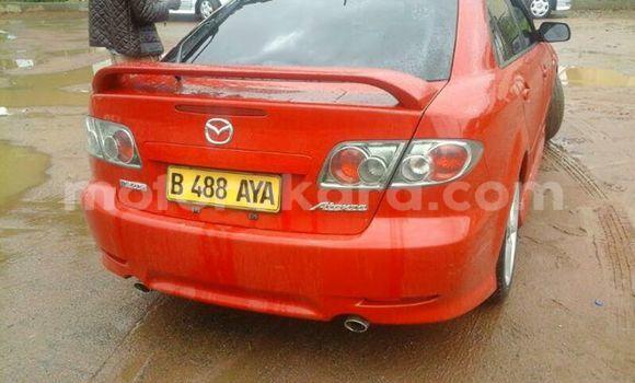 Buy Mazda 6 Red Car in Broadhurst in Gaborone