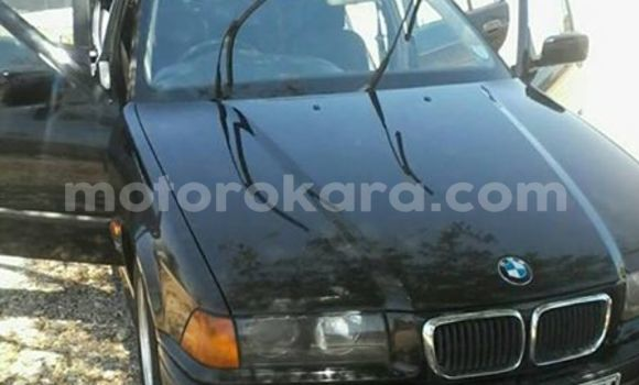 Buy BMW 3-Series Black Car in Broadhurst in Gaborone