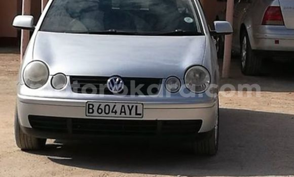 Buy Volkswagen Polo Silver Car in Broadhurst in Gaborone
