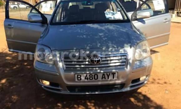 Buy Toyota Avensis Silver Car in Broadhurst in Gaborone