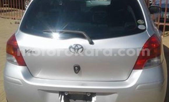 Buy Toyota Vitz Silver Car in Broadhurst in Gaborone
