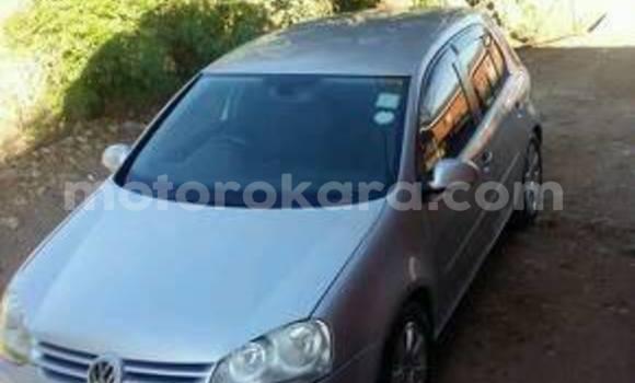 Buy Volkswagen Golf Silver Car in Broadhurst in Gaborone