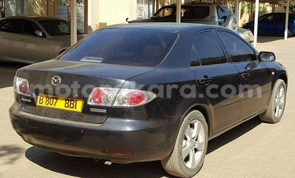 Buy new and used Mazda 6 Black Car in Broadhurst in Gaborone