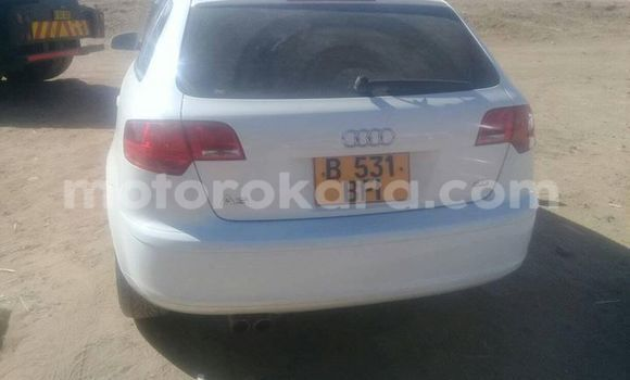Buy new and used Audi A3 White Car in Broadhurst in Gaborone