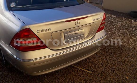 Buy new and used Mercedes‒Benz C-Class Silver Car in Broadhurst in Gaborone
