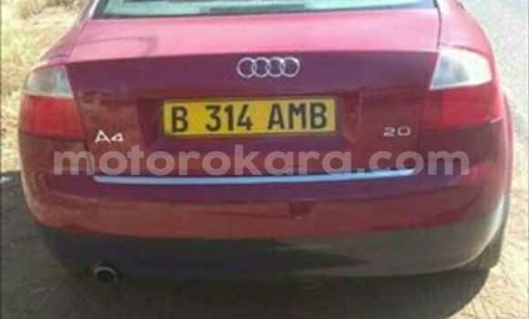Buy new and used Audi A4 Red Car in Broadhurst in Gaborone