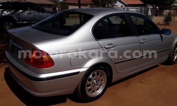 Buy new and used BMW 3-Series Silver Car in Broadhurst in Gaborone