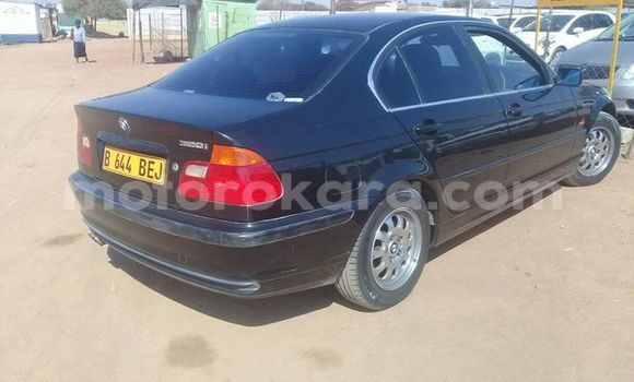 Buy new and used BMW 3-Series Black Car in Broadhurst in Gaborone