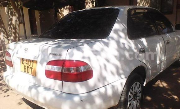 Buy new and used Toyota Corolla White Car in Broadhurst in Gaborone